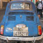 véhicule italien assurance temporaire