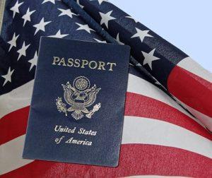 Véhicule étranger, américain, passeport