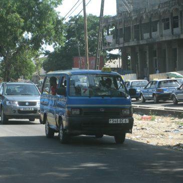 Port de Pointe-Noire : Plaque Tournante vers l'Afrique Centrale