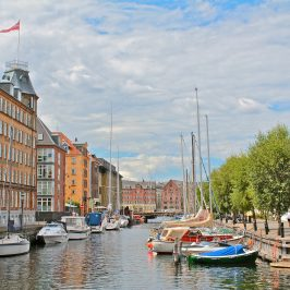 Copenhague Danemark, Gefion