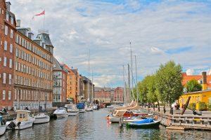 Copenhague Danemark, Gefion