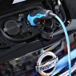 Nissan Leaf voiture électrique