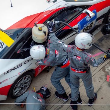 24 h du Mans : Victoire de Toyota