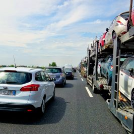 12 juillet 2019, Bison futé, trafic, embouteillage